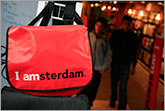 I amsterdam bag photo